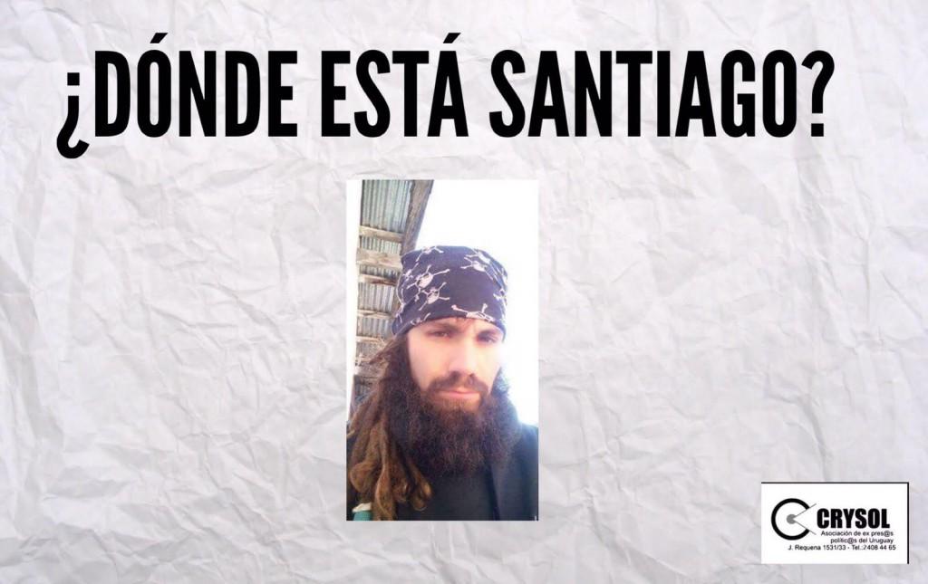 DondeestáSantiago