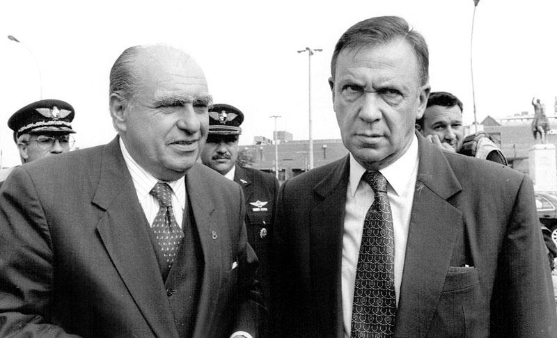 06-Julio-María-Sanguinetti-y-Didier-Opertti-en-el-año-1997-Foto-OSCAR-BONILLA