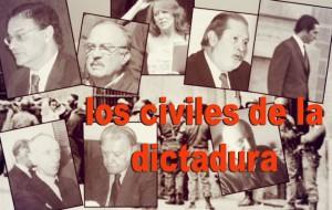 civiles dictadura